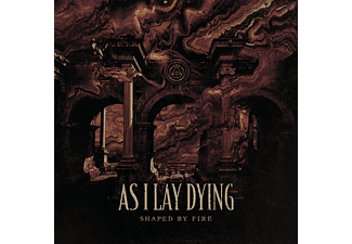 As I Lay Dying - SHAPED BY FIRE -LTD-  - (Vinyl)