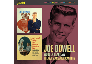 Joe Dowell - WOODEN HEART -EXPANDED-  - (CD)