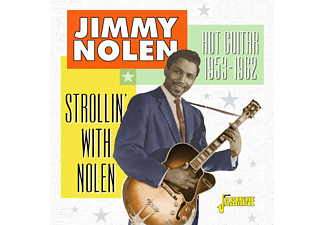 Jimmy Nolen - STROLLIN' WITH NOLEN  - (CD)