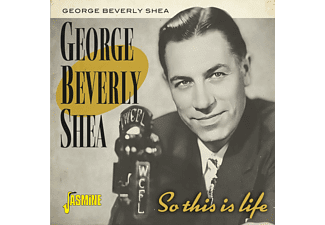 George Berverly Shea - SO THIS IS LIFE  - (CD)