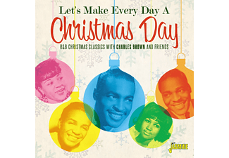 Charles Brown & Friends - LET'S MAKE EVERY DAY A..  - (CD)