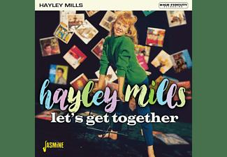 Hayley Mills - LET'S GET TOGETHER  - (CD)