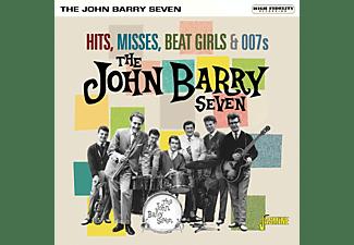 John The Seven Barry - HITS, MISSES, BEAT..  - (CD)