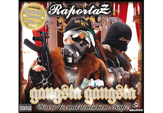 Raportaz - Gangsta Gangsta  - (CD)