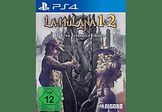 PS4 LA-MULANA 1&2 - HIDDEN TREASURES EDITION - [PlayStation 4]
