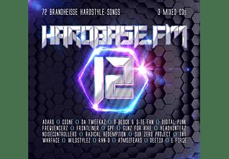 VARIOUS - HardBase.FM Vol. 12  - (CD)