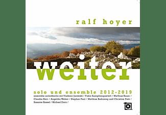 Ralf Hoyer - Weiter  - (CD)