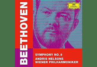 Andris Nelsons, Wiener Philharmoniker - Beethoven: Sinfonie 9  - (CD)