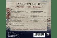 VARIOUS - MARCELLO,VIVALDI,BELLINZANI [CD]