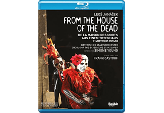 Simone/bayerisches Staatsorchester Young - FROM THE HOUSE OF THE DEAD  - (Blu-ray)