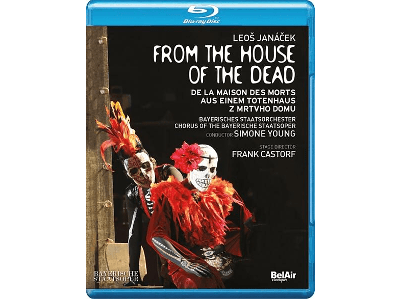 Simone/bayerisches Staatsorchester Young - FROM THE HOUSE OF THE DEAD [Blu-ray]