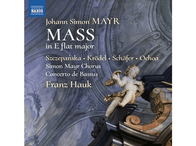 Szczepánska, Franz Hauk, Concerto de Bassus - MASS IN E FLAT MAJOR (RECONSTRUCTED AND ARRANGED B [CD]