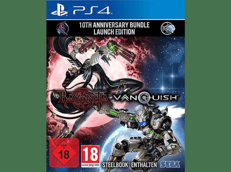 Bayonetta & Vanquish 10th Anniversary Bundle Limited Edition [PlayStation 4]