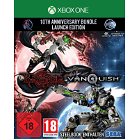 Bayonetta & Vanquish 10th Anniversary Bundle Limited Edition [Xbox One]