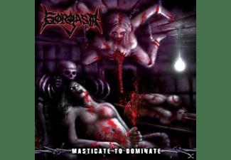 Gorgasm - MASTICATE TO DOMINATE  - (CD)