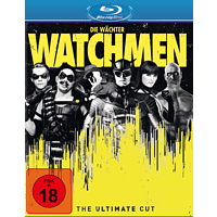 Watchmen-Ultimate Cut [Blu-ray]