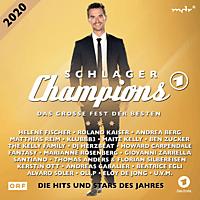 VARIOUS - Schlagerchampions 2020 - Das Grosse Fest Der Besten [CD]