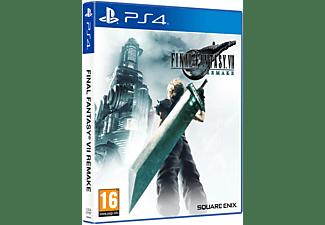 Final Fantasy VII HD Remake - [PlayStation 4]