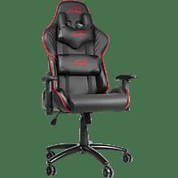 SPEEDLINK ZAYNE Gaming Chair, black-red Gaming Stuhl, Gaming-Stuhl, Rot/Schwarz