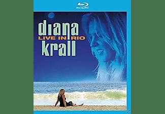 Diana Krall - Live In Rio  - (Blu-ray)