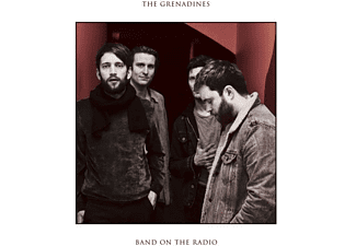 Grenadines - The Band On The Radio  - (CD)