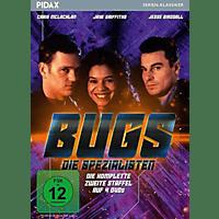 Bugs - Die Spezialisten - Staffel 2 [DVD]