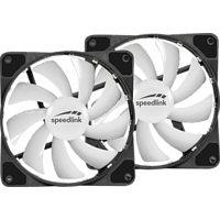 SPEEDLINK SL-600606-MTCL MYX LED Fan-Kit