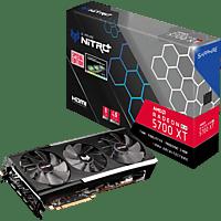 SAPPHIRE NITRO+ RX5700 XT 8GB OC (11293-05-40G) (AMD, Grafikkarte)
