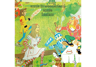 Annie Haslam - Annie In..-Remast-  - (CD)