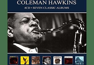 Coleman Hawkins - SEVEN CLASSIC ALBUMS  - (CD)
