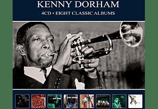 Kenny Dorham - EIGHT CLASSIC ALBUMS  - (CD)