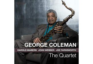 George Coleman - QUARTET -DIGI-  - (CD)