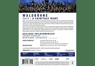 Tugan Sokhiev, Berliner Philharmoniker, Marianne Crebassa - Waldbühne 2019-Midsummer Night Dreams  - (Blu-ray)