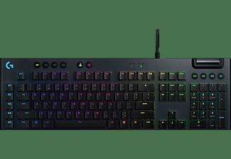 LOGITECH 920-009001 G815 Lightsync RGB, Tastatur, Mechanisch, Logitech Romer G Linear
