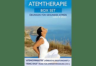 Canda - ATEMTHERAPIE BOX SET: UEBUNGEN  - (CD)