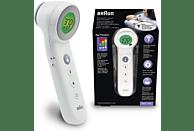 Termómetro - Braun BNT400WE, Teledetección, Age Precision, Pantalla LCD, Alimentos o líquidos, Blanco