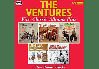 The Ventures - FIVE CLASSIC.. -REMAST-  - (CD)