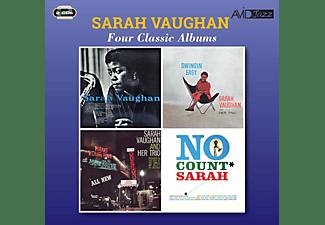 Sarah Vaughan - FOUR CLASSIC.. -REMAST-  - (CD)