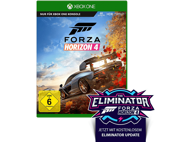 Forza Horizon 4 - Standard Edition [Xbox One]
