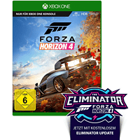 Forza Horizon 4 - Standard Edition - [Xbox One & Xbox Series X|S]