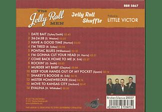 The Jelly Roll Men - Jelly Roll Shuffle  - (Vinyl)