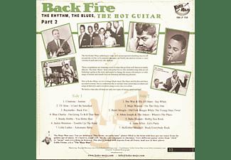 VARIOUS - Backfire  - (Vinyl)