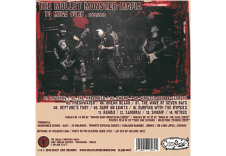The Mullet Monster Maffia - To Mega Surf  - (CD)
