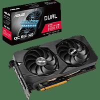ASUS DUAL-RX5500XT-O8G-EVO (90YV0DV1-M0NA00) (AMD, Grafikkarte)
