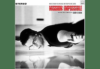 Danny Elfman - MISSION IMPOSSIBLE (180G)  - (Vinyl)