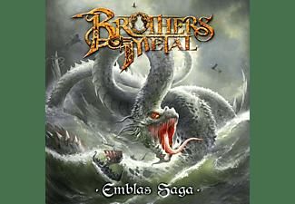 Brothers Of Metal - Emblas Saga  - (CD)
