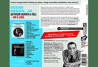 Oscar Brown, Jr. - Between Heaven & Hell+Sin & Soul+3 Bonus Track  - (CD)