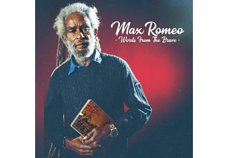 Max Romeo - Words From The Brave  - (Vinyl)
