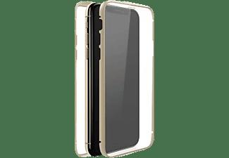 WHITE DIAMONDS 360° Glass, Full Cover, Apple, iPhone 11, Gold