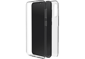 BLACK ROCK 360° Clear, Full Cover, Samsung, Galaxy A50/A30s, Transparent
